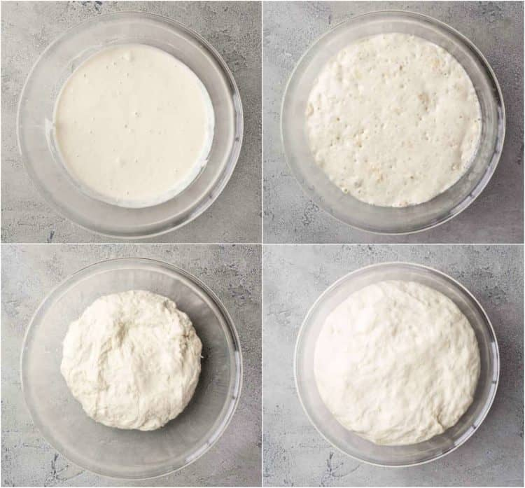 Step by step pictures on how to make bread. How to make Italian bread recipe.