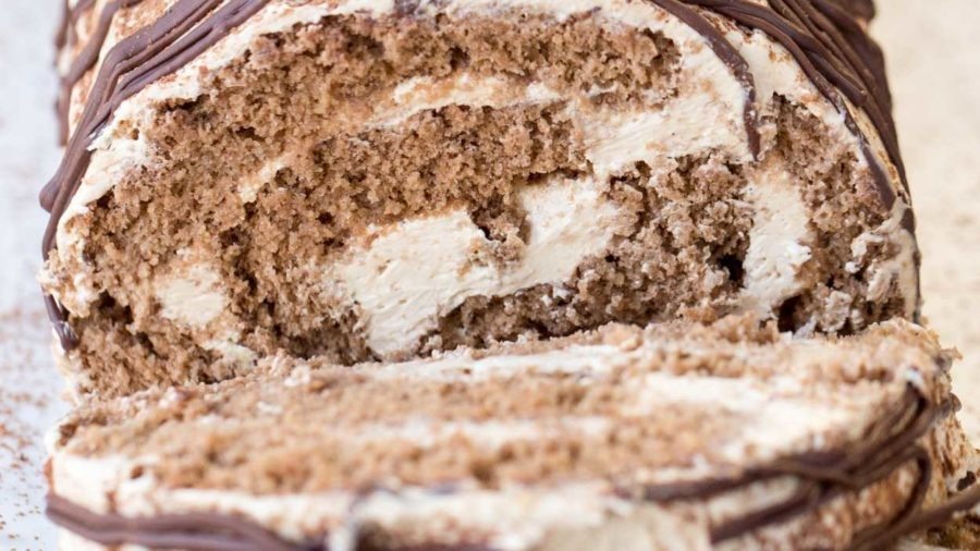 Coffee Roulade