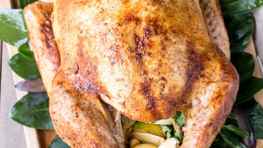 The Best Turkey Recipe