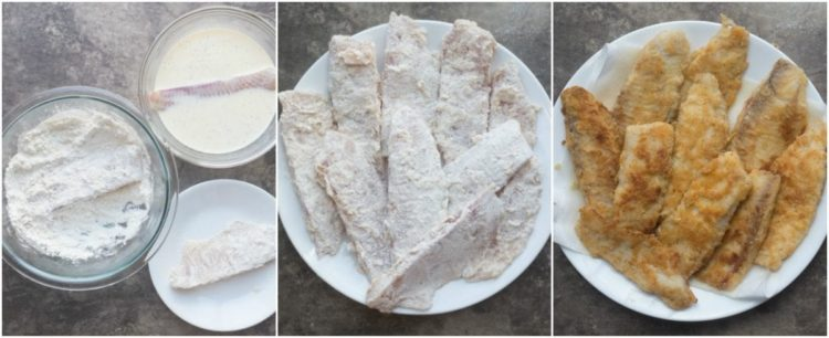 How to prepare the creamy vegetable spread for this creamy vegetable tilapia recipe.