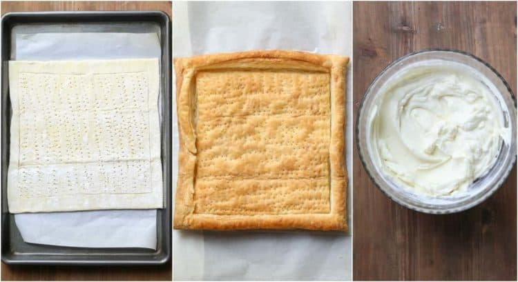 Step-by-step instructions for tart.