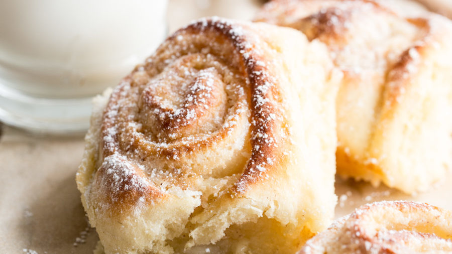 Cream Cheese Cinnamon Rolls Recipe