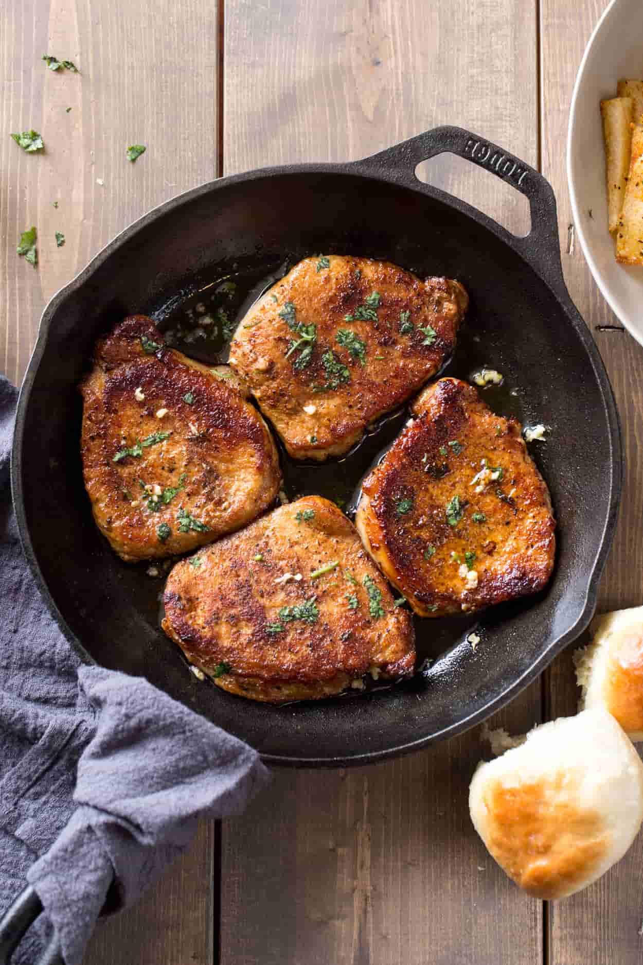 pork chops recipe video Pork Chops Recipe