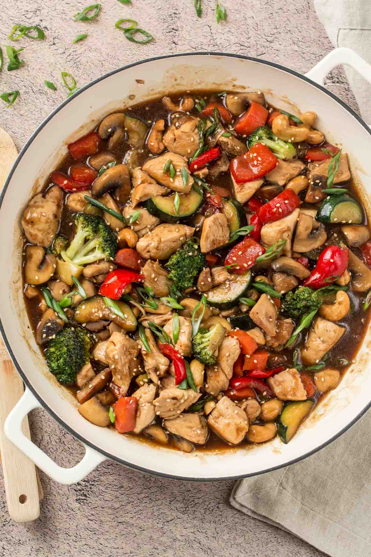 Easy Chicken Stir Fry Valentina S Corner