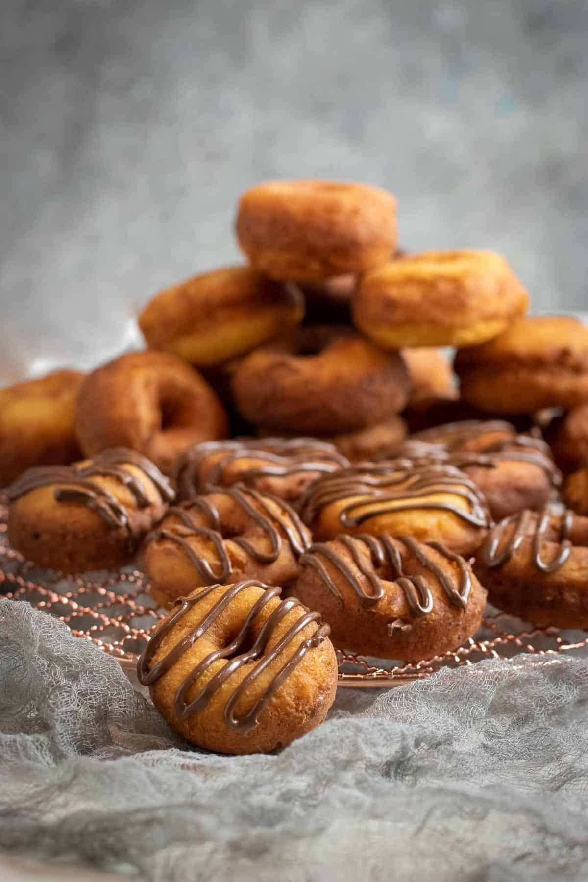 Mini Donut Recipe - Valentina's Corner