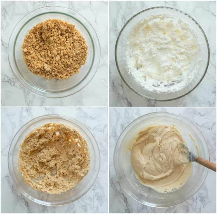 How to make Peanut Butter Mousse Parfait.