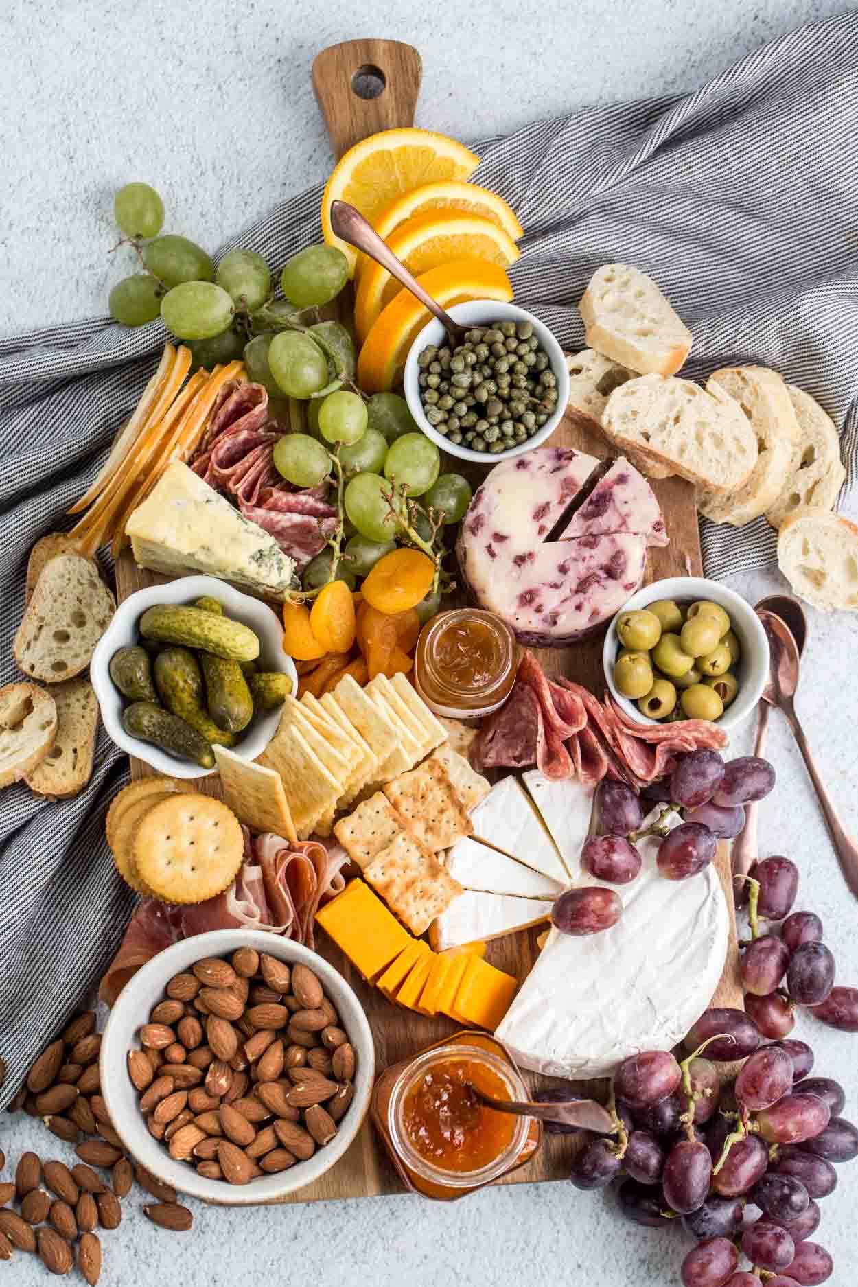 How To Make A Charcuterie Board Cheese Board Valentina S Corner