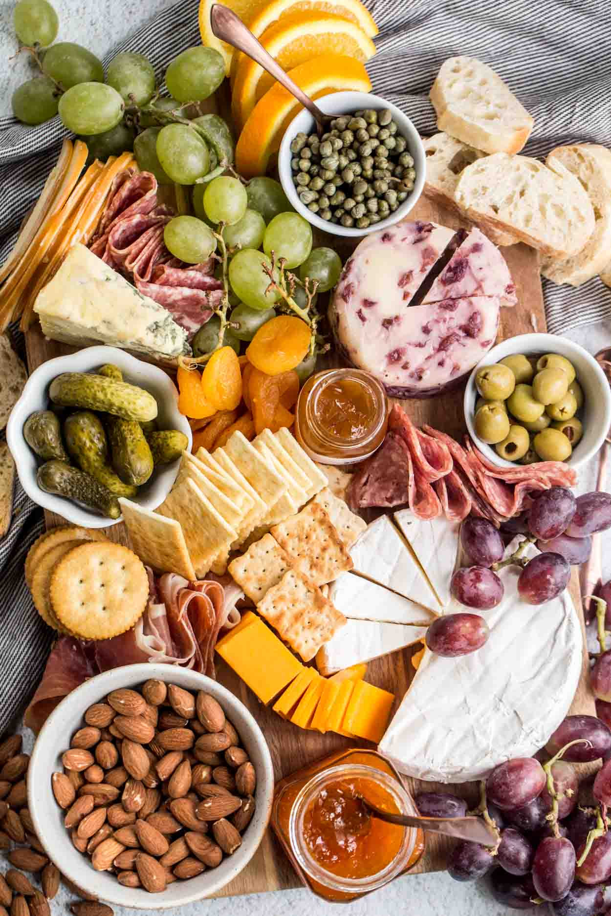 How To Make A Charcuterie Board Cheese Board Valentina S Corner